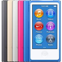 Apple iPod Nano 7th Generation Portable Music Player - 16GB