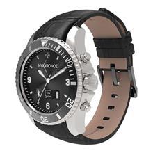 MyKronoz ZeClock Premium Black SmartWatch
