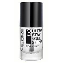 لاک ناخن کاتريس مدل Ultra Stay And Gel Shine Top Coat