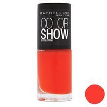 لاک ناخن  ميبلين مدل Vao Color Show Urban Coral 341