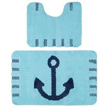 Neaujan Hofer Anchor Door Mat Pack Of 2