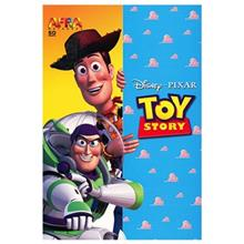 Afra 50 Sheets Painting Toy Story Design Soft Cover Notebook