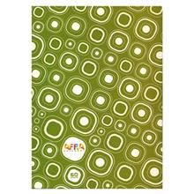 Afra 60 Sheets Notebook with Cover Type 3