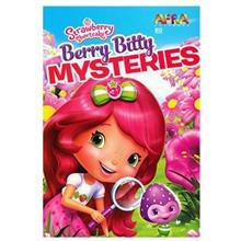 دفتر افرا 80 برگ طرح Berry Bitty Mysteries بسته 2 تایی
