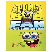 Afra Sponge Bob1 80 Sheets Notebook