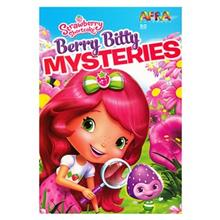 Afra 50 Sheets Painting Berry Bitty Mysteries Design Soft Cover Notebook
