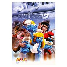 Afra 50 Sheets Painting The Smurfs2.2 Design Notebook- Pack Of 5