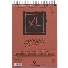 دفتر طراحي کانسون طرح ايکس ال 120 برگ