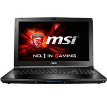 MSI GL62 6QE - A - 15 inch Laptop