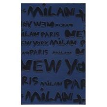 دفترچه يادداشت جيبي طرح Paris Milan کد 1760