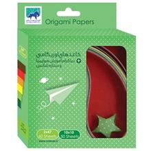 Origami Oriman Airplain And Stars Origami Set