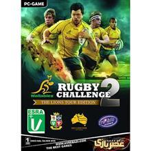 بازي کامپيوتري Rugby Challeng 2