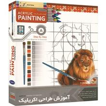 Pana Acrylic Painting Learning Software