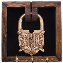 جاکلیدی گالری آسوریک طرح قفل کد 3