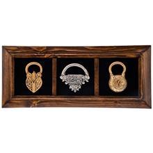 تابلو گالری آسوریک طرح سه قفل