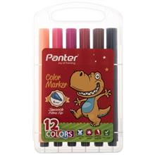Panter 12 Color Painting Marker