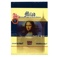 Milad A4 80g Yellow paper