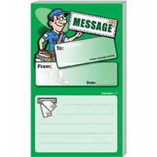 کاغذ يادداشت محرمانه چسب دار هوپکس مدل 21046