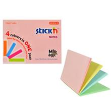 4 Color Simple Sheets Hopax Notes