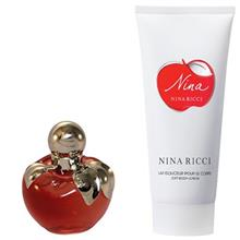 Nina Ricci Nina Eau De Toilette Gift Set For Women 80ml Type Xmas