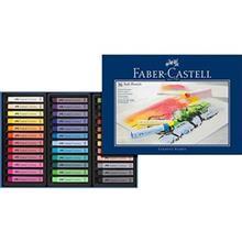 پاستل گچی 36 رنگ فابر کاستل سری Creative Studio مدل Studio Quality