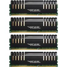 Patriot Viper Extreme DDR4 2666 CL15 Quad Channel Desktop RAM - 32GB