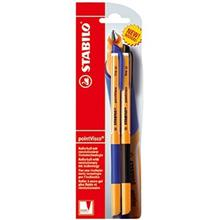 Stabilo PointVisco Fineliner - Pack of 2