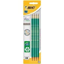 مداد پاک کن دار مشکي بيک اولوشن بسته 4 تايي