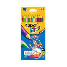 مداد رنگی بیک کیدز اولوشن 12 رنگ