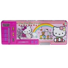 جامدادی کیکو مدل Multifunctional Hello Kitty