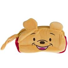Clips Plush Winnie the Pooh Pencil Case