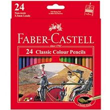 Faber-Castell Classic 24 Color Pencil