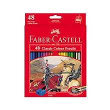 مداد رنگی 48 رنگ فابر کاستل مدل Classic