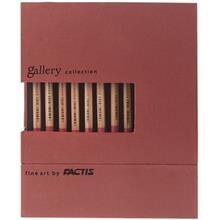 مداد رنگي 24 رنگ فکتيس مدل Gallery Collection