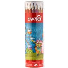 مداد رنگي 36 رنگ اونر کد 141836