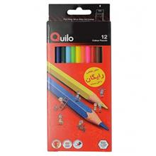 Quilo 12 Colors Pencil