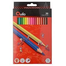 مداد رنگي 36 رنگ کوييلو کد 634005