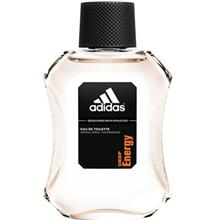 Adidas Deep Energy Eau De Toilette For Men 100ml