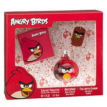 Air-Val Angry Birds Red Eau De Toilette Gift Set For Children 50ml