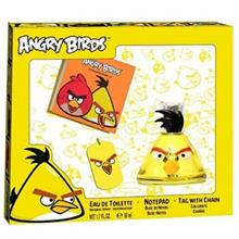 Air-Val Angry Birds Yellow Eau De Toilette Gift Set For Children 50ml
