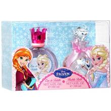 ست ادو تویلت کودک ایر وال مدل Disney Frozen حجم 100 میلی لیتر