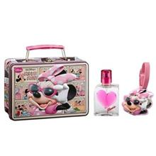 Air-Val Minnie Metallic Eau De Toilette Gift Set For Children 50ml