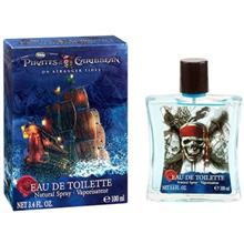 Air-Val Pirates of The Caribbean Eau De Toilette For Children 100ml