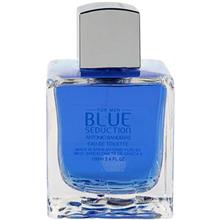Antonio Banderas Seduction In Blue Eau De Toilette For Men 100ml