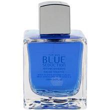 Antonio Banderas Seduction In Blue Eau De Toilette For Men 100ml