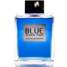Antonio Banderas Blue Seduction Eau De Toilette For Men 200ml