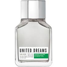 Benetton United Dreams Men Aim High Eau De Toilette for Men 100ml