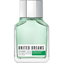 Benetton United Dreams Men Be Strong Eau De Toilette for Men 100ml