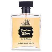 Captain Black Eau De Toilette For Men 100ml