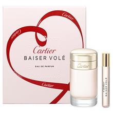Cartier Baiser Vole Eau De Parfum Gift Set For Women 50ml